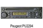 Peugeot / Citroen autorádio PU2294