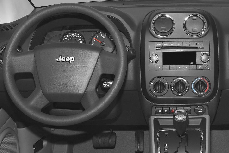 Rámeček 2DIN autorádia  Chrysler / Jeep / Dodge