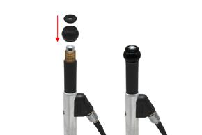 Adaptér pro elektricky ovládanou anténu - postup instalace