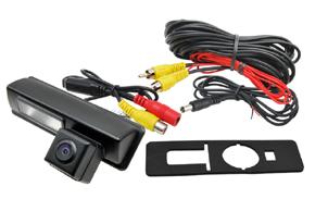 CCD parkovací kamera Mitsubishi Grandis - obsah balení