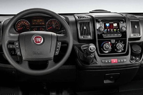 Fiat Ducato (14->) - interiér