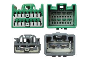 Adaptér pro HF sadu Volvo (07->) - detail konektoru