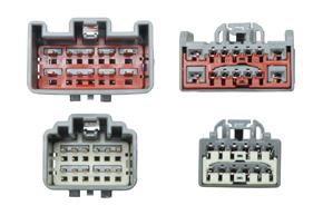 Adaptér pro HF sadu Volvo - detail konektoru