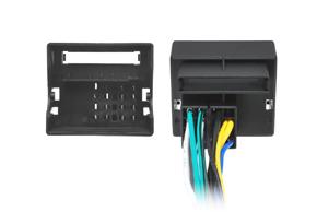 Adaptér pro ovládání na volantu VW - detail konektoru