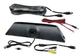 CCD parkovací kamera Iveco Daily (14->) - obsah balení