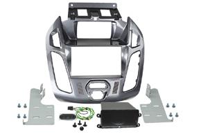 Rámeček 2DIN rádia Ford Transit Connect / Tourneo Connect - obsah balení