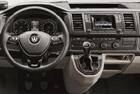 VW Transporter T6 (2015->) - interiér
