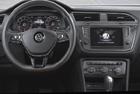 VW Tiguan (2015->) - interiér