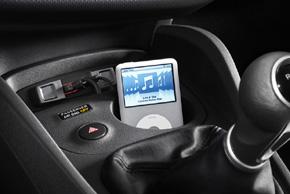 Seat Leon USB / AUX zásuvka