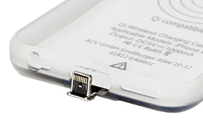 Inbay® dobíjecí pouzdro iPhone 6 / 6S