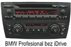BMW Profesional bez iDrive
