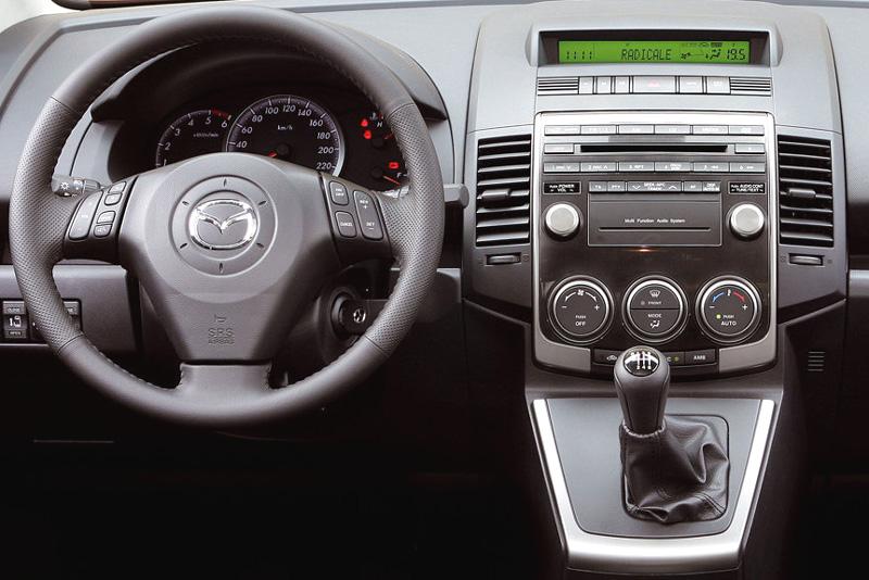 Rámeček autorádia Mazda 5 (05-10)
