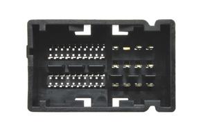 Informační adaptér pro Jeep Renegade - detail konektoru