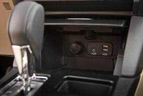 2x USB+JACK konektor Subaru Outback (15->)