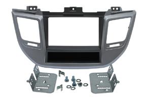 Rámeček autorádia 2DIN Hyundai Tucson II. - obsah balení