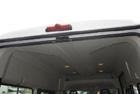 CCD parkovací kamera Fiat Ducato - instalace v automobilu