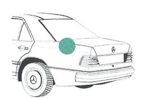 Adaptér pro el.ovládanou anténu Mercedes