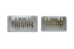 Informační adaptér Mitsubishi - detail konektoru