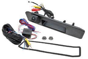 CCD parkovací kamera Mercedes ML - obsah balení
