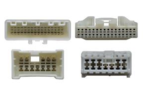 Adaptér pro HF sadu Renault / Dacia (15->) - detail konektorů