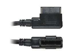 Bluetooth adaptér Audi AMI - detail konektoru
