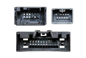 Informační adaptér pro Land Rover Evoque - detail konektoru