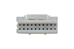 AV kabel Kenwood KVT-512 - detail konektoru