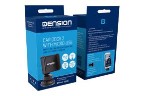 Dension aktivní držák pro Smartphone - balení