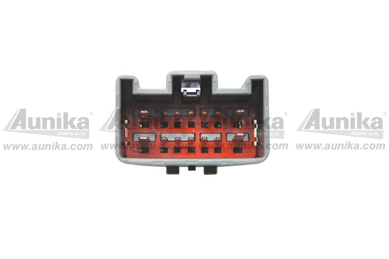 ISO adaptér pro autorádia Ford Fiesta