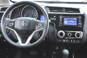 Honda HR-V (15->)  - basic autorádio