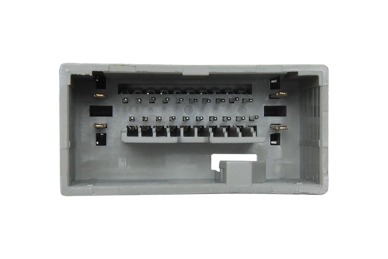 ISO adaptér pro autorádia Honda