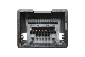 Adaptér pro ovládání na volantu Opel Insignia - detail konektoru