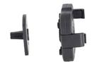 Inbay® QI univerzální nabíječka a držák mobilu do mřížky ventilace
