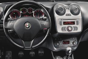 Alfa Romeo MiTo (08-13) - OEM autorádio