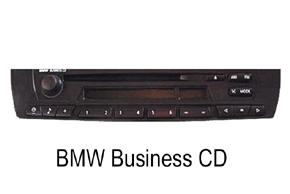 BMW autorádio Business