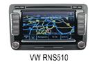 Navigace VW RNS510