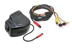 DVR kamera VW Touran / Passat - obsah balení