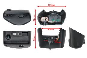 DVR kamera Jeep Cherokee - rozměry