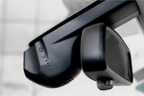 DVR kamera BMW - umístění v automobilu