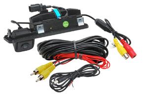 CCD parkovací kamera Hyundai i30 (17->) - obsah balení