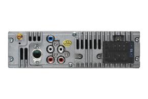 MACROM M-DL3000DAB - zadní strana autorádia