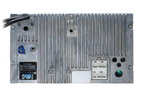 MACROM M-DL9000 - pohled ze zadní strany