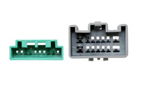 Informační adaptér pro Land Rover Freelander - detail konektoru