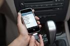Připojení iPod