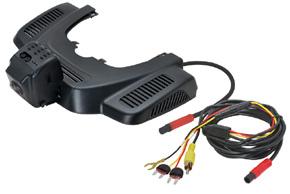 DVR kamera Mercedes GLE - obsah balení