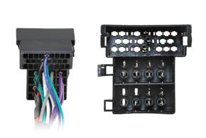 Adaptér pro ovládání na volantu Fiat Punto / Croma - detail konektoru