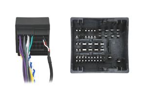 Adaptér pro ovládání na volantu Toyota / Citroen / Peugeot - detail konektoru