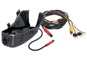 DVR kamera VOLVO S60 / S80 (12->) - obsah balení