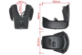 DVR kamera VOLVO XC90 (15->) - rozměry