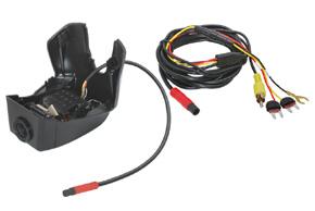 DVR kamera VOLVO XC90 (15->) - obsah balení
